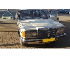 1980 Mercedes Benz For Sale