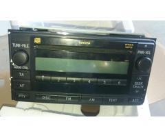 Hilux SRX 2011 2DIN Radio