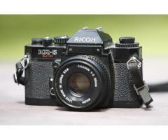 Ricoh Reflex Camera