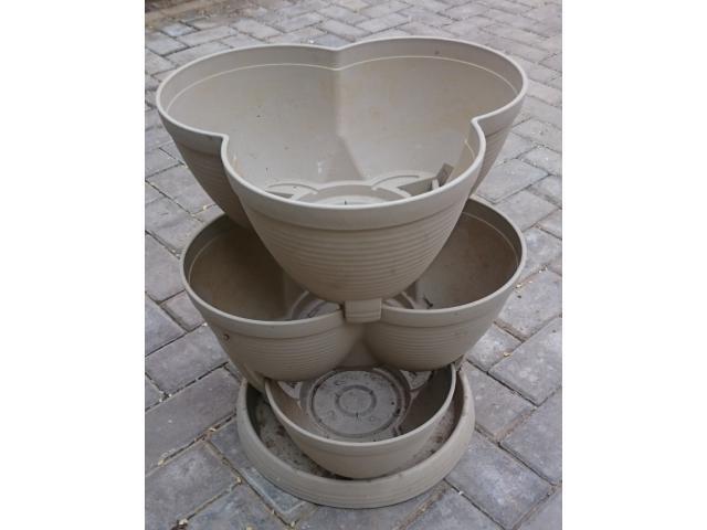 Stackable Flower Pot