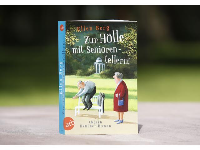 Buch - (Rentner) - Roman