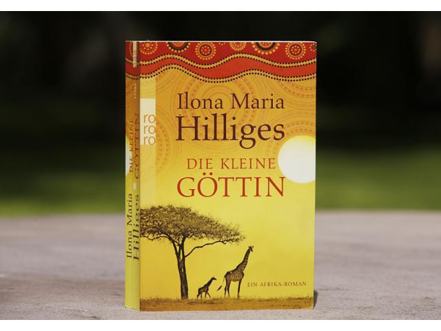Buch - Afrika-Roman