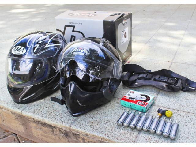 Motorcycle Helmets and Accesories