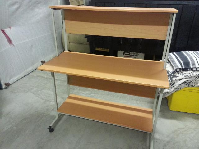 2 x Computer stand/ study desk for sale