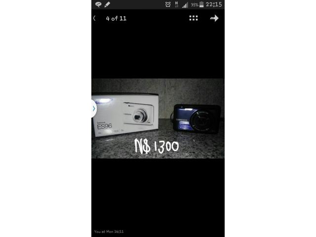 Samsung 16 Megapixel Digital Camera for sale