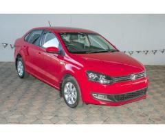 2014 VW Polo 1.6i Comfortline TipTronic