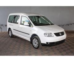 2010 VW Caddy Maxi 1.9 TDi Trendline